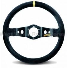 Sparco R215 350mm Steering Wheel