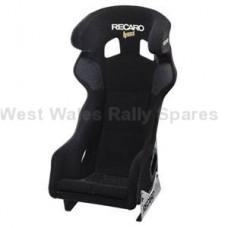 Recaro pro racer spg hans seat