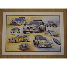 Group B Supercar Collection