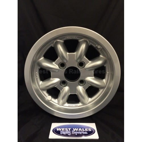 Revolution 8 Spoke Classic Rally Wheel 6x13 Escort std fit