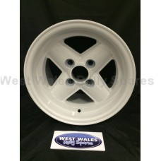 Revolution 4 Spoke Classic Rally Wheel 9x 13 Escort Group 4