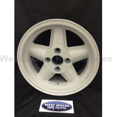 Revolution 5 Spoke Classic Rally Wheel 6 x 15 Escort Group 4