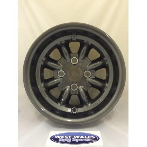 Minilite Rally Wheel  7 x 13 GP4 Ford Anthracite