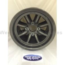 Minilite Rally Wheel  8 x 13 GP4 Ford Anthracite
