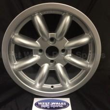 Revolution 8 Spoke Classic Rally Wheel 7x15 Escort Group 4