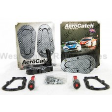 Aerocatch 120-3000 Plus flush Non Locking Kit Carbon Look