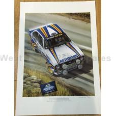 Ari Vatanen - Rothmans MK2 Escort