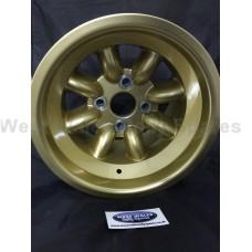 Revolution 8 Spoke Classic Wheel 9x13 Escort Group 4 Gold