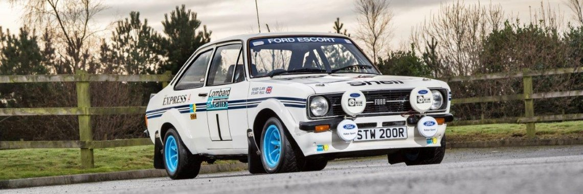 Escort Rally Parts