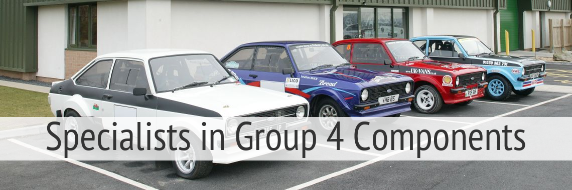 Specialists in Group 4 Components