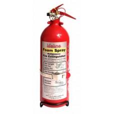 Lifeline AFFF 1.75L Hand Held Fire Extinguisher
