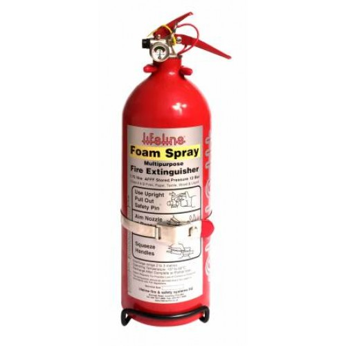 Lifeline AFFF 1.75L Hand Held Fire Extinguisher
