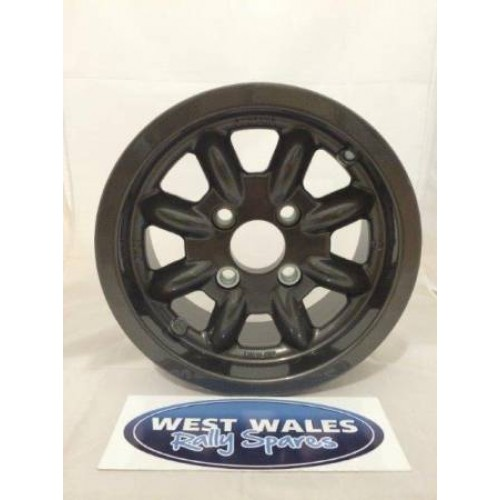 Minilite Rally Wheel  6 x 13 GP4 Ford Anthracite