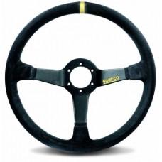 Sparco R368 380mm Steering Wheel