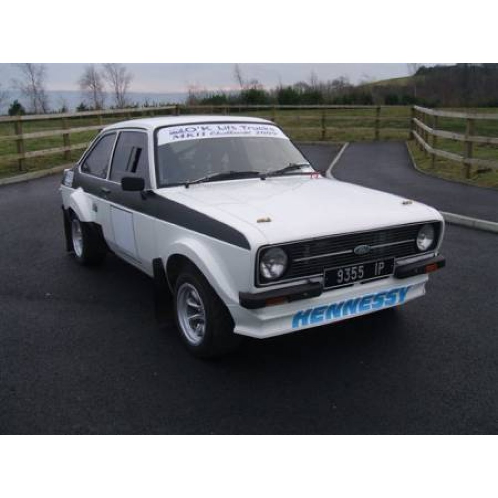Ford Escort Mk2 6 point bolt in rollcage