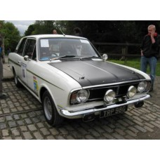 Ford Cortina Mk2 6 point bolt in rollcage