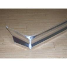 GP1 alloy front spoiler
