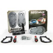 Aerocatch 120-3000 Plus flush Non Locking Kit Carbon Look
