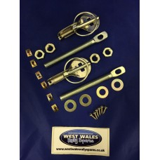 Bonnet Pins Stainless steel