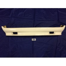 MK2 Escort fibreglass front spoiler with Air Vent