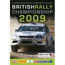 British Rally Championship 2009