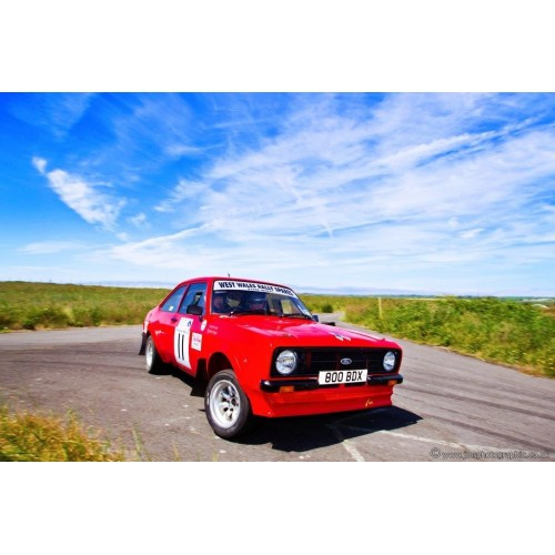 Ford Escort MK2 6 Point Rollcage With X/diagonal X/door Bars Harness Bar Dash bar and Tunnel Brace