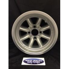 Minilite Rally Wheel  8 x 13 GP4 Ford Silver