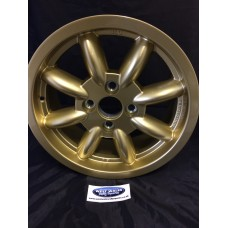 Revolution 8 Spoke Classic Rally Wheel 6x15 Escort Group 4 Gold