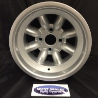 Revolution 8 Spoke Classic Rally Wheel 9x 13 Escort Group 4