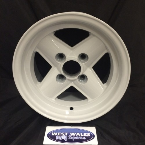 Revolution 4 Spoke Classic Rally Wheel 6x13 Escort Group 4