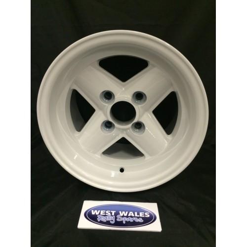 Revolution 4 Spoke Classic Rally Wheel 8x13 Escort Group 4