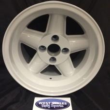 Revolution 5 Spoke Classic Rally Wheel 9 x 15 Escort Group 4