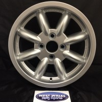 Revolution 8 Spoke Classic Rally Wheel 8x15 Escort Group 4