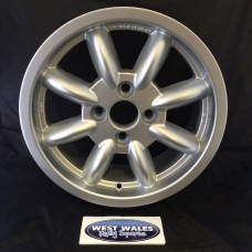 Revolution 8 Spoke Classic Rally Wheel 6x15 Escort Group 4