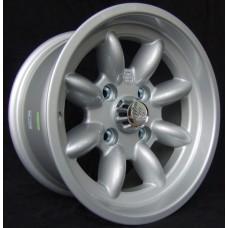 Compomotive ML 7 X 13 Std Insert Silver Wheel