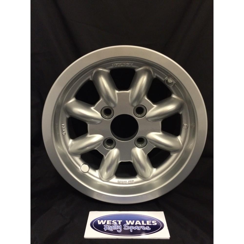 Revolution 8 Spoke Classic Rally Wheel 6x13 Escort std fit