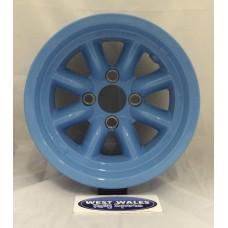 Minilite Rally Wheel  8 x 13 GP4 Ford Blue