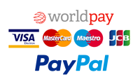 Secure Payments via Worldpay